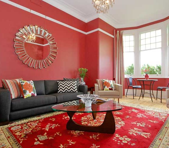 Property styling a period home in Glebe