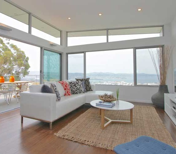 Display home property styling and staging