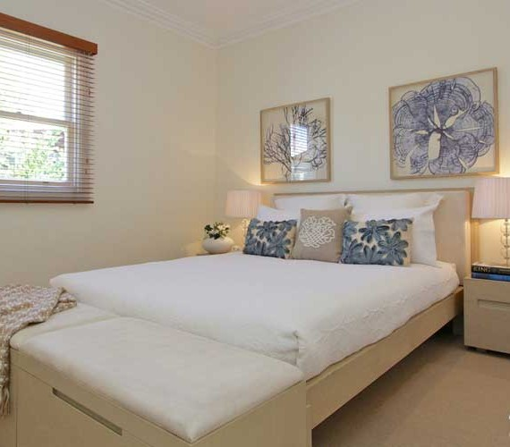 Period Battery Point home styled for sale