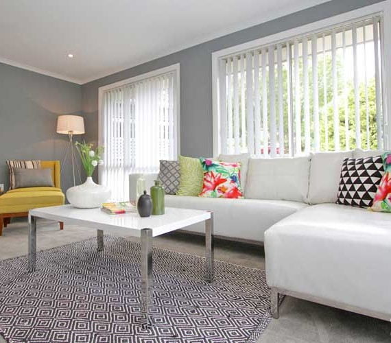 Styling a Kingston home for sale