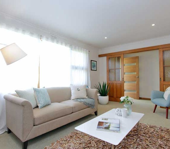 A quick sales for this styled property