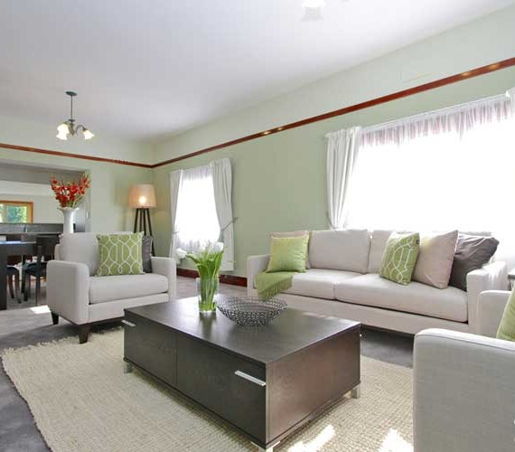 Lenah Valley home styled for sale