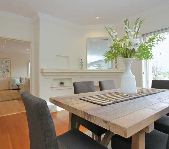 Styled home sold quickly and for more