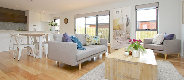 Shift Property Styling supporting the charity 'House with Heart'