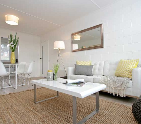 Apartment home styling
