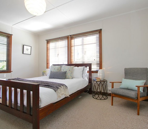 Furniture styling package at Montagu Bay, Tasmania