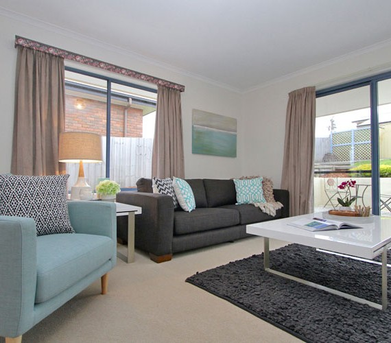 Home styling furniture package at Kingston, Tasmania