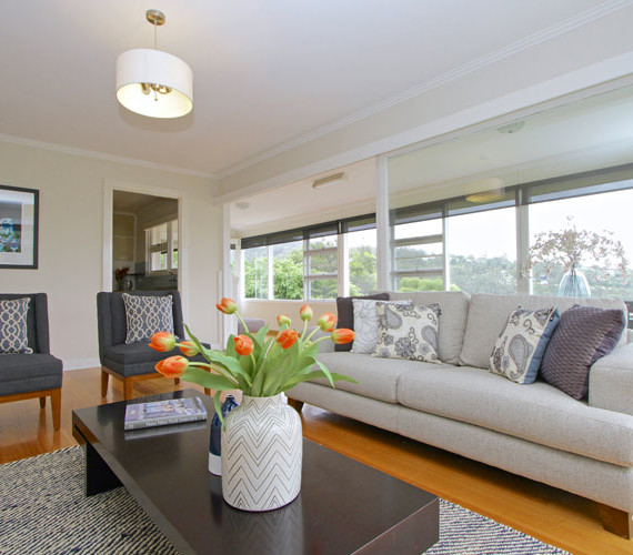 Family room house Styling Hobart