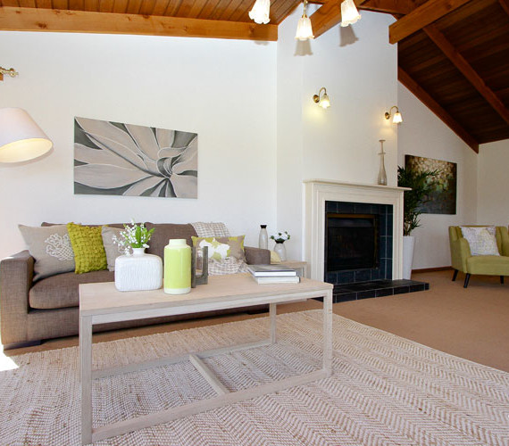 Home styling and furniture hire packages