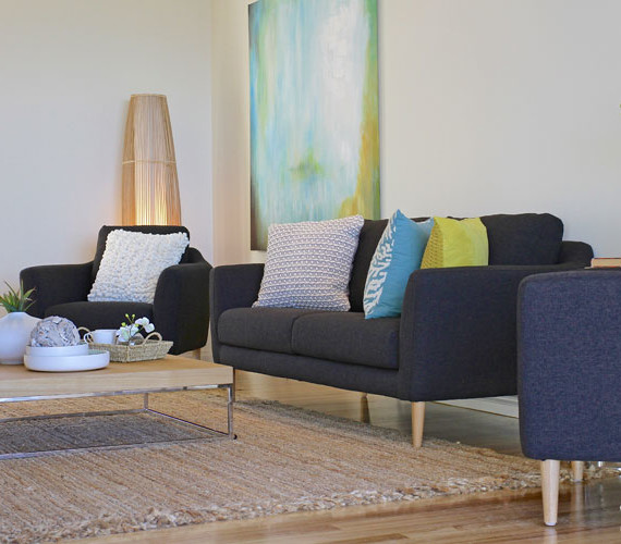 Property styling packages for modern homes