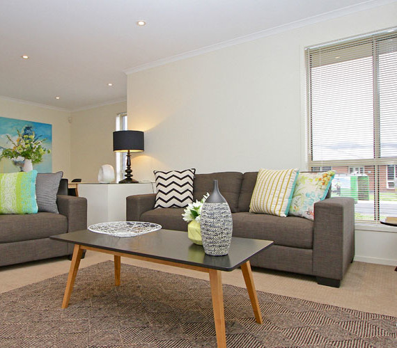 Attract the right buyer with property styling