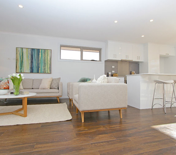 Styling property creates better looking marketing photos