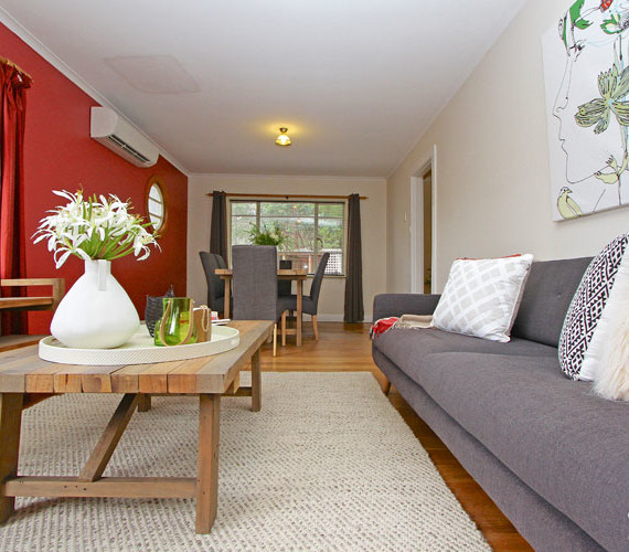 Styling a home South Hobart