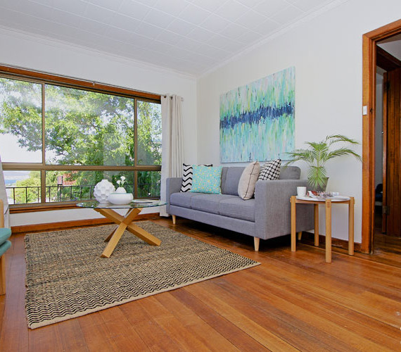 Home staging and styling in Hobart