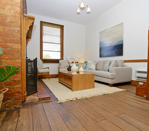 Keeping the styling relevant for the property and the market is key