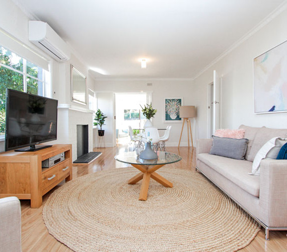 Styling a house Hobart