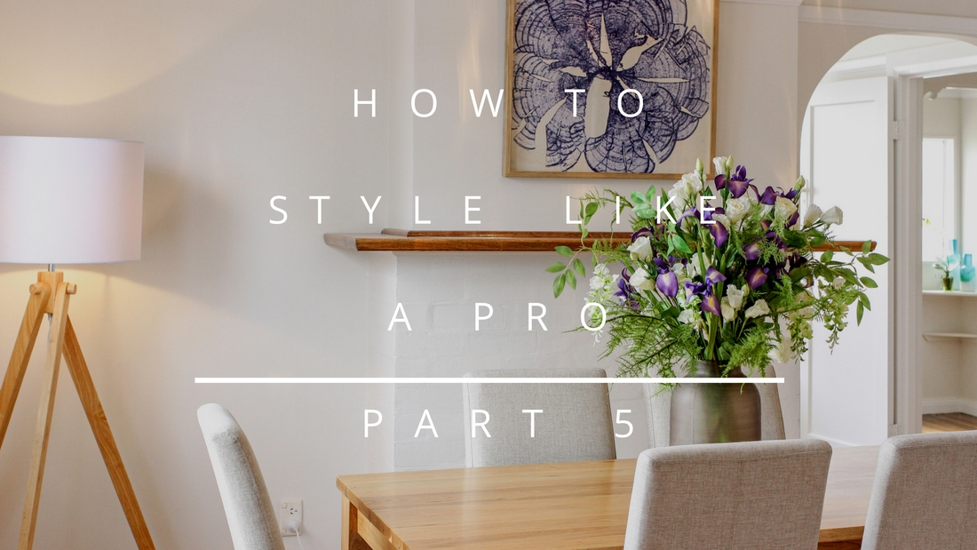 HOW TO STYLE LIKE A PRO PART 5