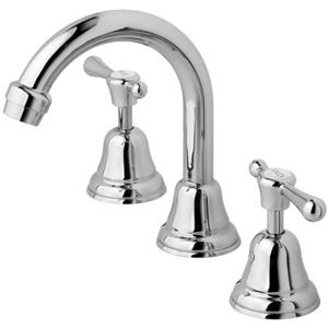 Basic kitchen tap set