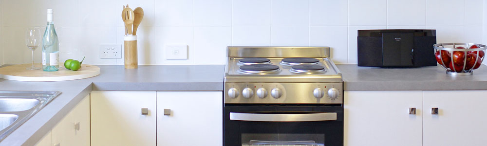 Changing handles is a quick fix solution to improving the look of a kitchen