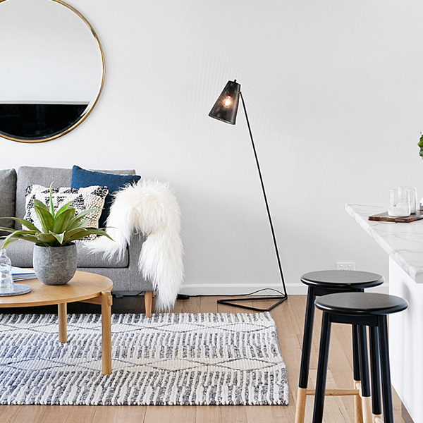 Beautiful home styling in Hobart