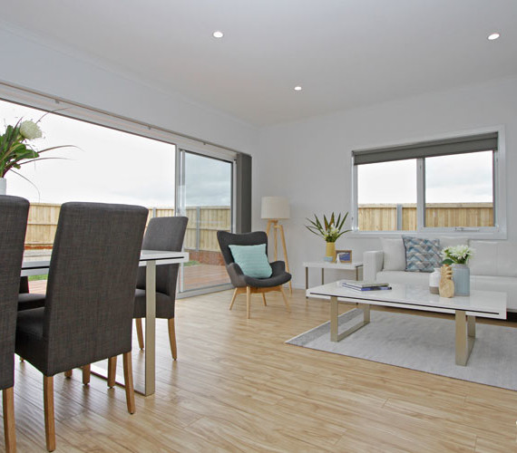 Staging a home for sale Hobart