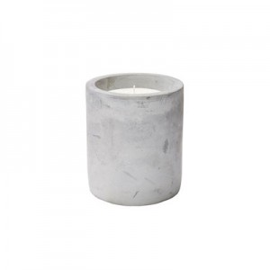 Cement candle - Kmart