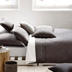 Charcoal linen - Adairs