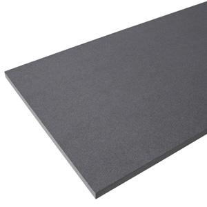 Charcoal laminate top