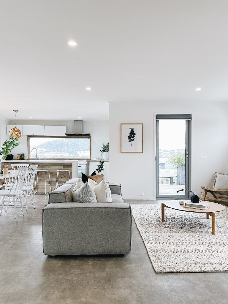 Clean fresh and realistic property styling with Shift Now